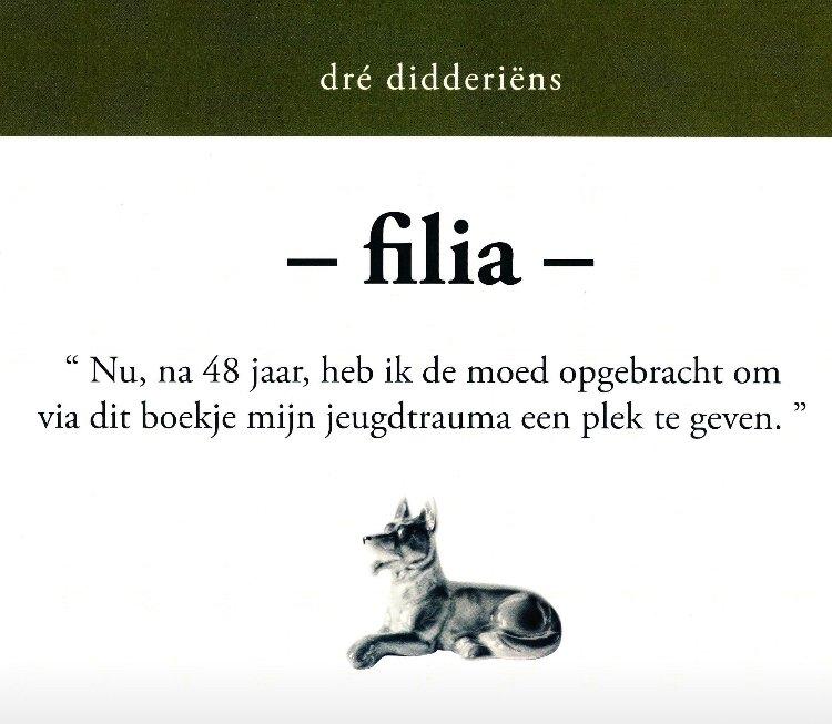 Noortje Kessels interviewt Dré Didderiëns over Filia