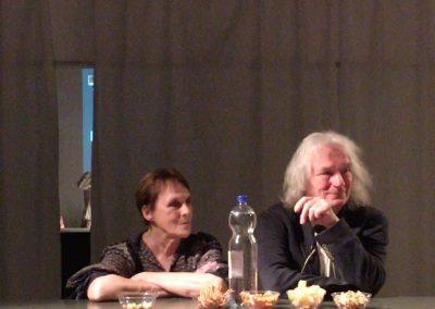 Kreek Daey Ouwens en Gerard Luijkenaar