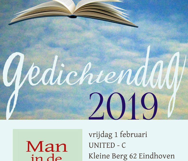 1 februari a.s Gedichtendag 2019